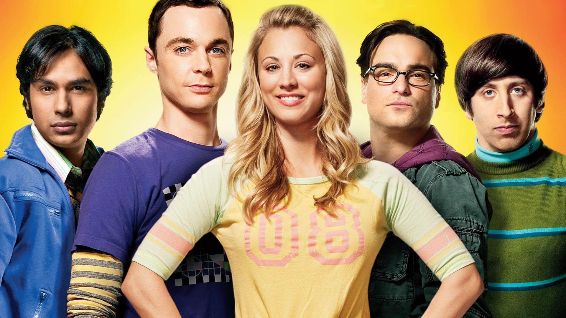 la tua serie preferita the big bang theory